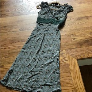 Silk Plenty dress - fully lined, perfect condition